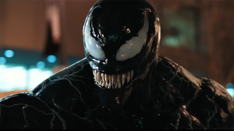 Image result for venom movie 2018