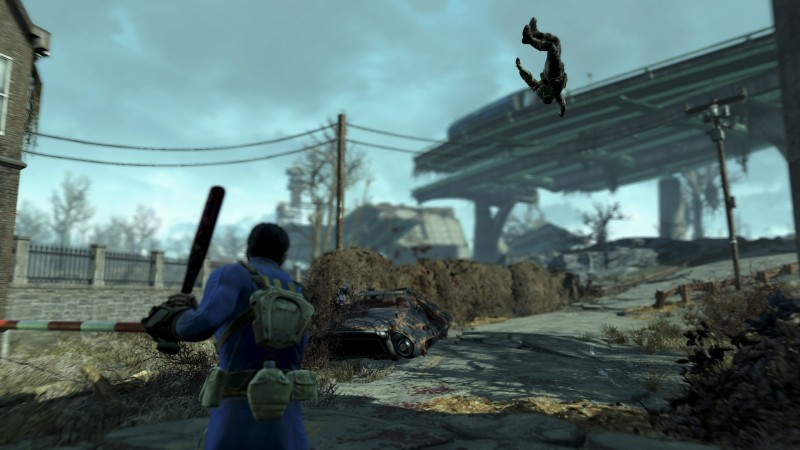 Remembering Fallout's 15 Wildest Weapons - Game Informer