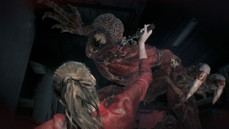 Five Big Takeaways From Our Hands On With Resident Evil 2 S