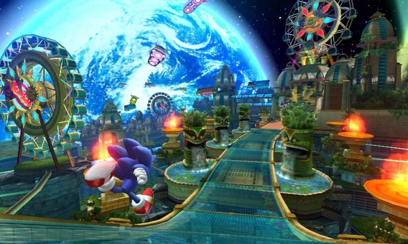 Sega May Be Hinting That Sonic Colors Is Coming To Pc Game Informer
