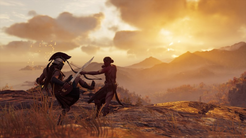 A Picturesque Odyssey: The Most Epic Photos From Assassin's Creed's Ancient Greece