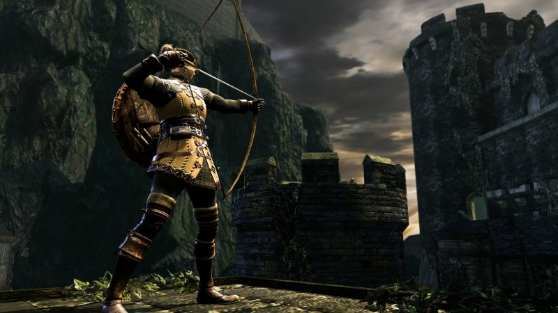 The Good And Bad Of Dark Souls On Switch - Game Informer