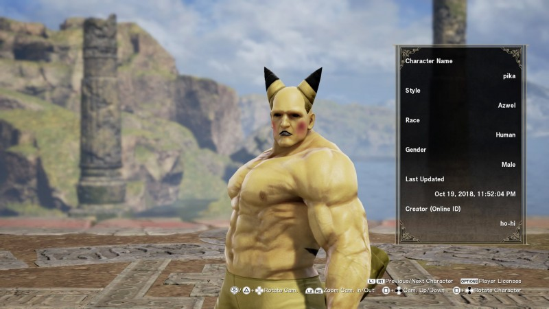 Here Are The Best And Weirdest User-Created Soulcalibur VI Fighters So Far
