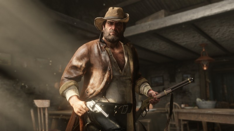 Red Dead Redemption II Review – An Open-World Western For