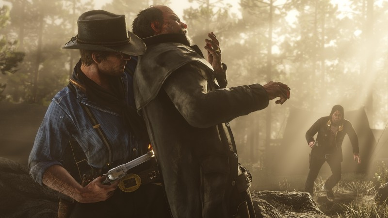Red Dead Redemption II Review – An Open-World Western For The Ages