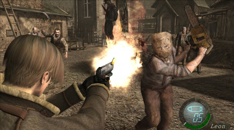 Resident Evil, Resident Evil 0, And Resident Evil 4 Switch Release Date Announced