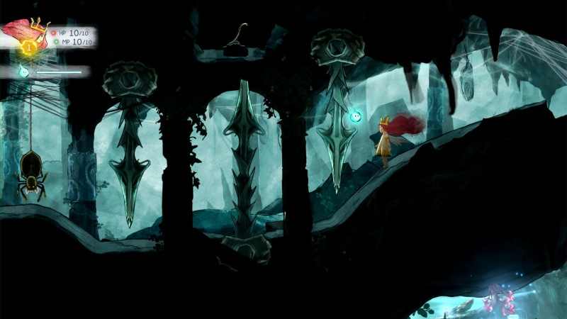 Child Of Light Sequel Currently Not In Production