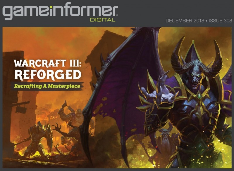 The Warcraft III: Reforged Digital Issue Is Now Live - Game