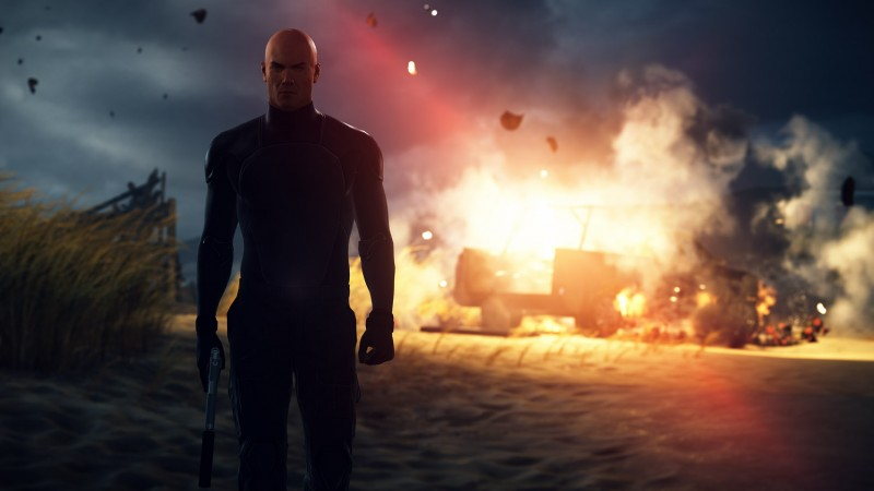Hitman 2 Review Screens