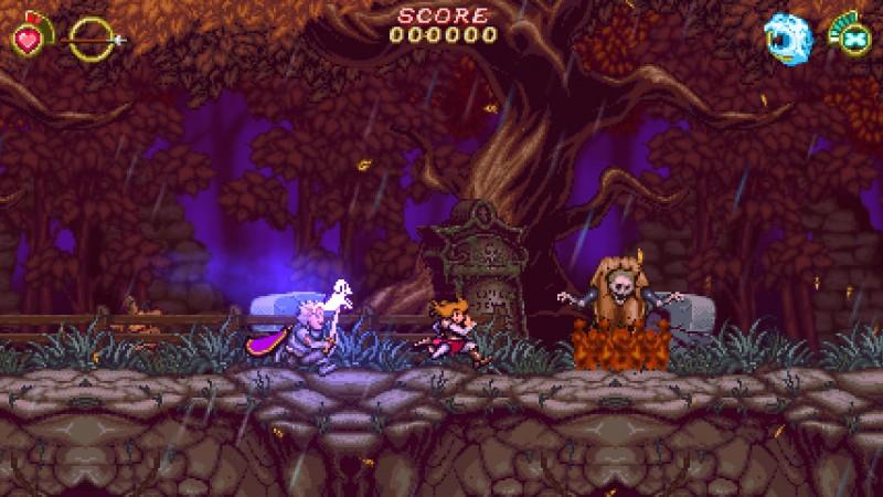 Ghouls 'n' Ghosts-Inspired Platformer Battle Princess Madelyn Coming Next Month
