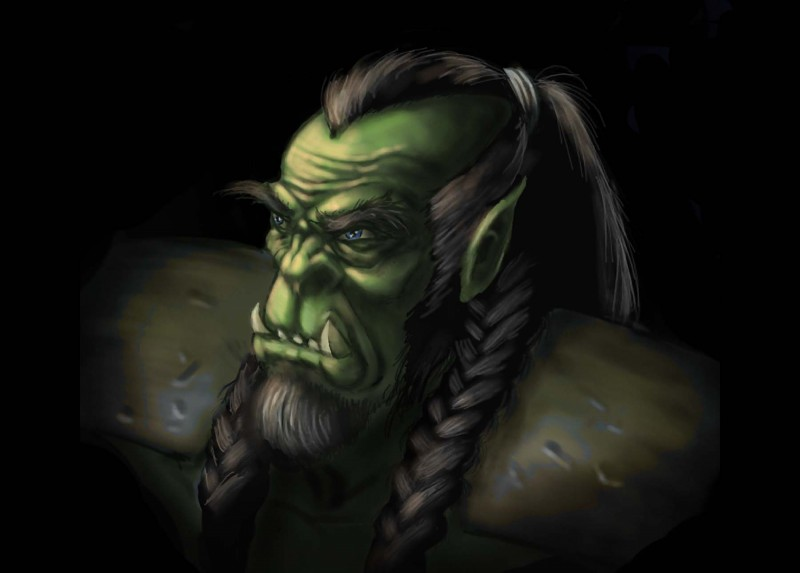Explore Warcraft Iii S Origins In This Rare Concept Art Gallery