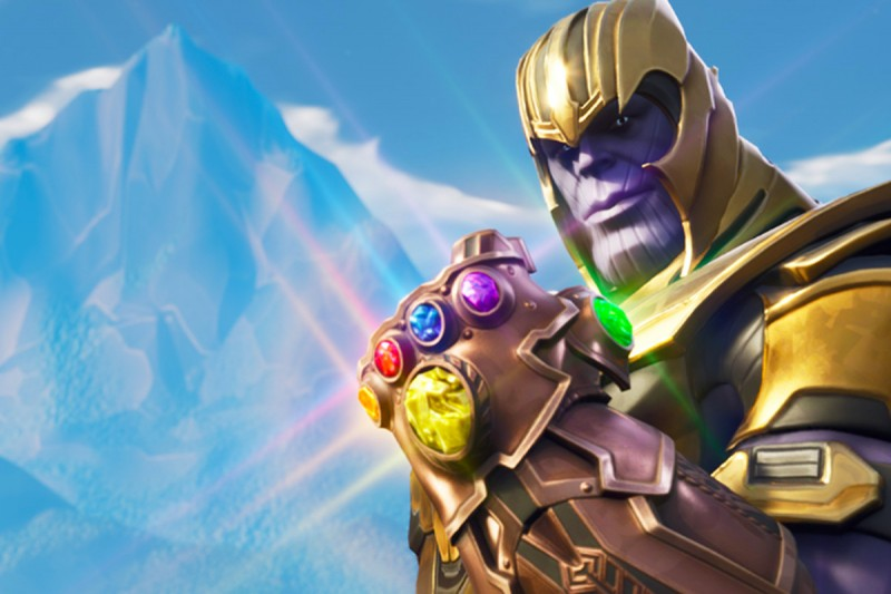 Datamining Suggests Thanos Event Will Return To Fortnite