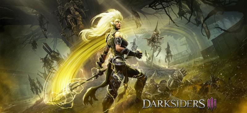 Darksiders 3 Level 300