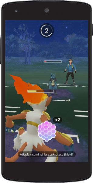 We Go Hands-On With Pokémon Go's Trainer Battles - Game Informer