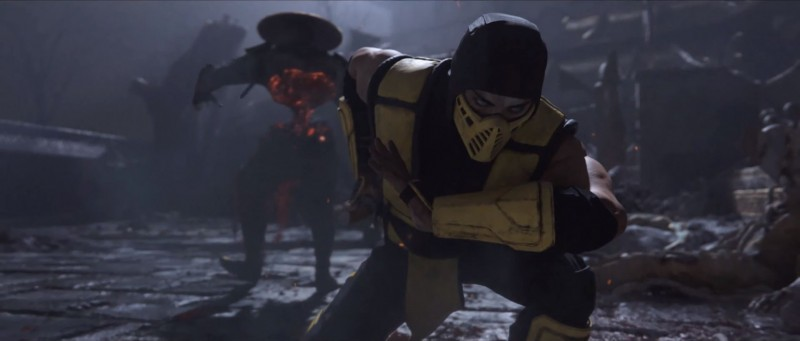 Mortal Kombat 11 Announced, Gets April Release Date - Game