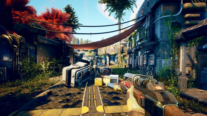 Image result for the outer worlds time slow