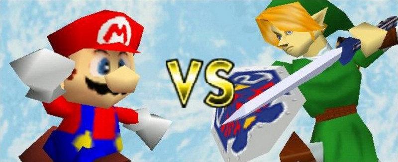 The Origin Of Super Smash Bros  - Game Informer