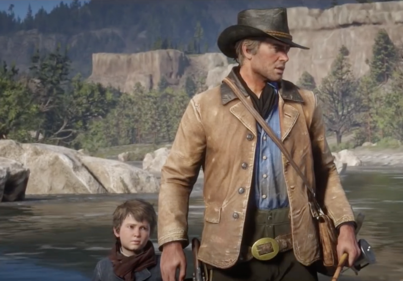 Ranking All The Members Of Red Dead Redemption Ii S Van Der Linde