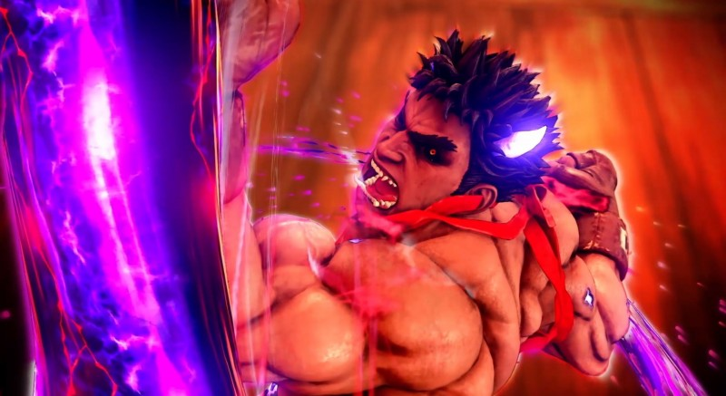 Street Fighter V Brings Back Evil Ryu As Kage - Game Informer