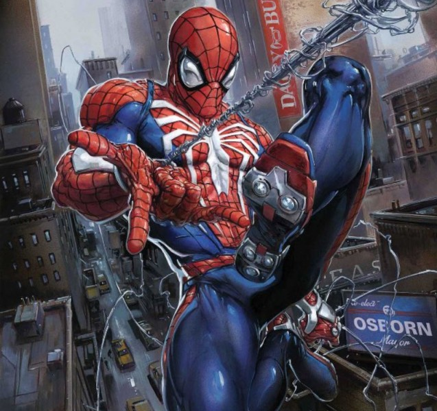 PS4 Spider-Man Gets His Own Comic Series - Game Informer