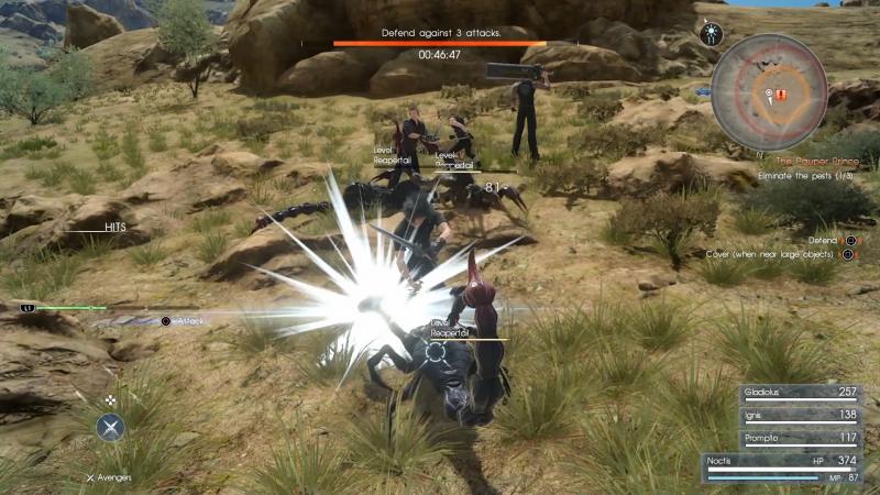 Final Fantasy XV Review – Cruising To Success - Game Informer