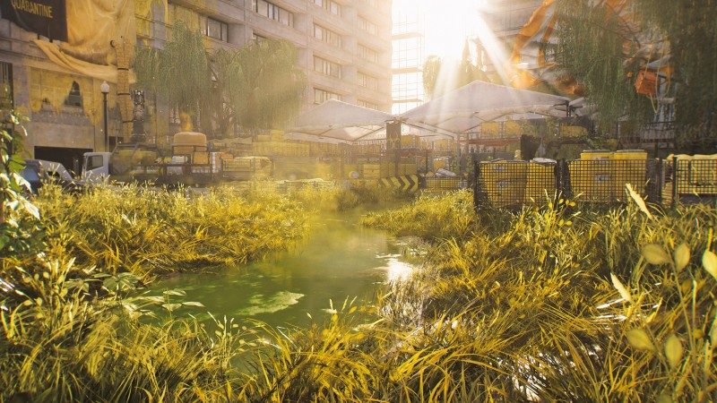10 Things You Need To Know About The Division 2's New Dark Zones and