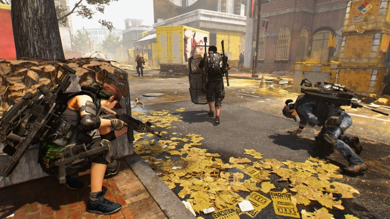 The Division 2's Creative Director Discusses Dark Zone Changes