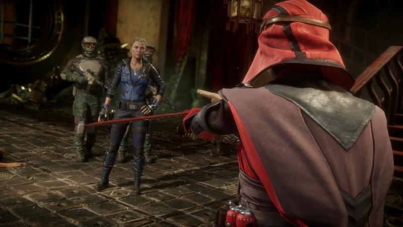 Free update adds Friendships to Mortal Kombat 11 | AllGamers
