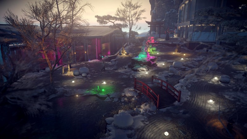 New Hitman 2 Event Brings 47 To Winter In Japan Free To All Players