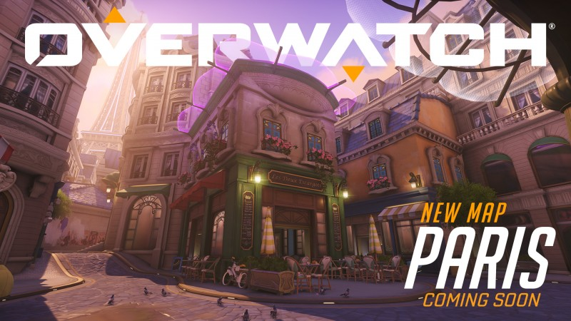 Overwatch Announces New Paris Assault Map Game Informer