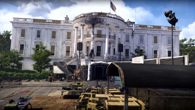 The Division 2's Open Beta Adds An Extra Main Mission