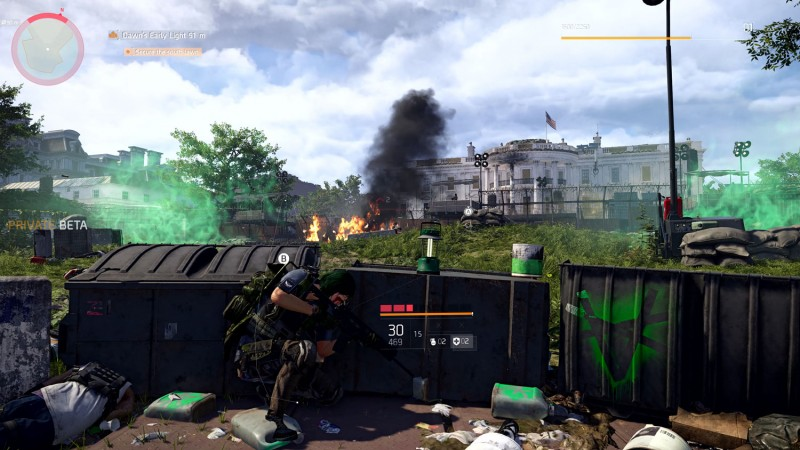 10 Big Takeaways From Hands On With The Division 2 S Open World Game Informer
