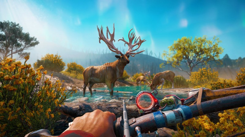 Far Cry New Dawn Review Screens