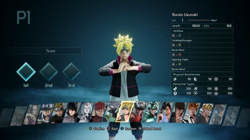 A Short Bio Of Every Jump Force Character - Game Informer