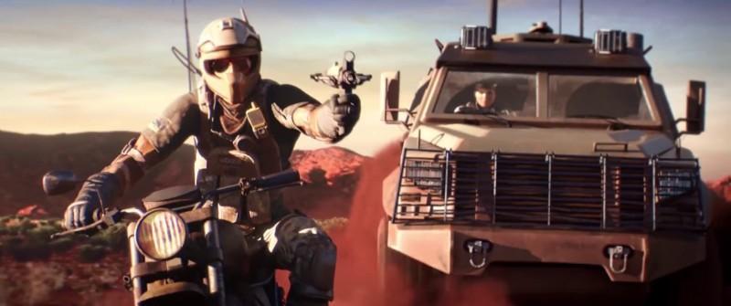 Rainbow Six Siege Introduces Two New Australian Operators