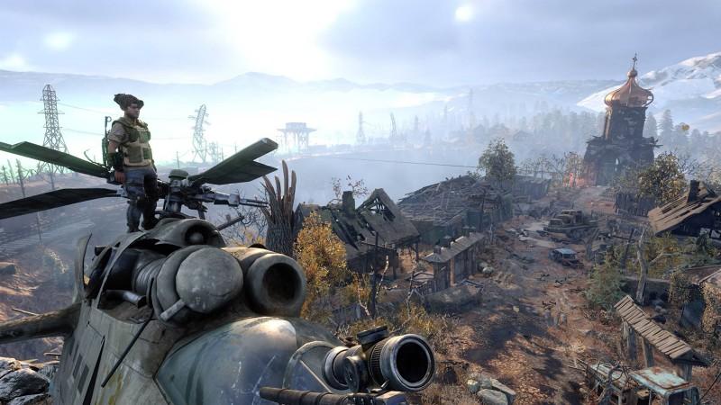 Metro Is Gaming's Most Interesting Post-Apocalypse