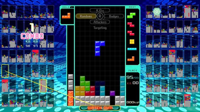 Tetris 99 Review – Winner Winner, Tetris Dinner - Game Informer