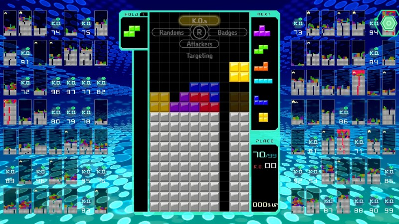 Tetris 99 Review – Winner Winner, Tetris Dinner - Game Informer