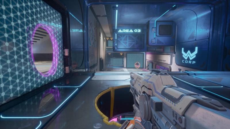 Splitgate: Arena Warfare Is An Energized Halo-Portal Hybrid