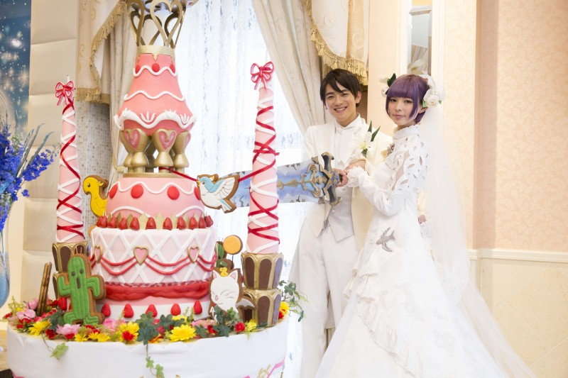 A New Service From Square Enix Will Allow Final Fantasy XIV Players In Japan To Have Wedding Themed After The Developers MMORPG