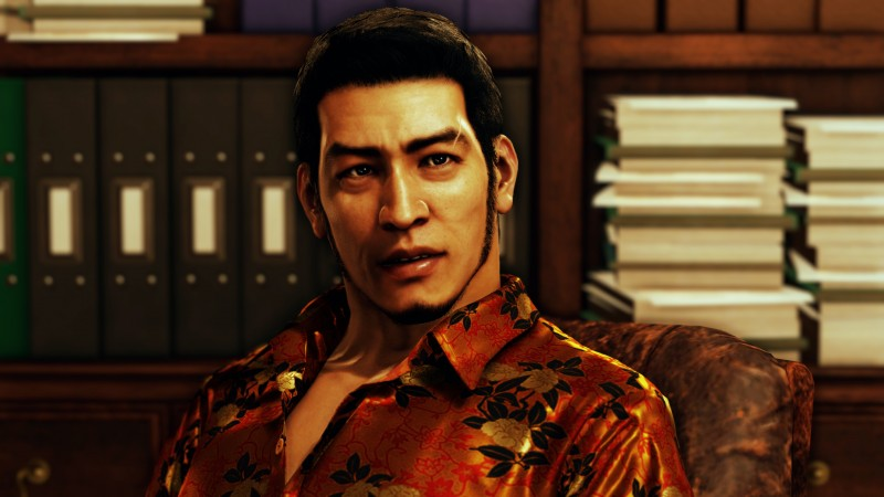 Judgment's First Two Hours Make A Strong Case - Game Informer