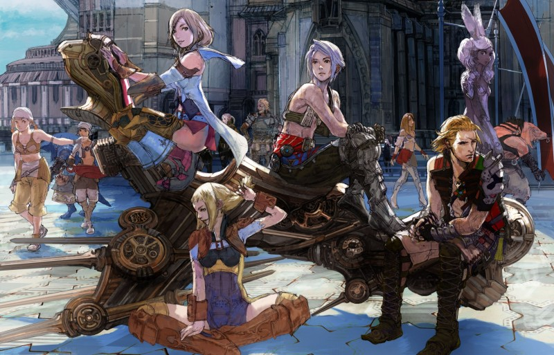 Final Fantasy XII On Xbox One And Switch Gets New Improvements Over Previous Versions