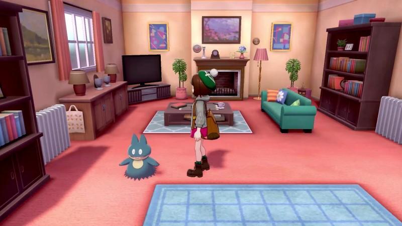 La nostra casa in Pokémon Spada e Scudo