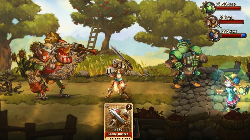 Play Your Cards Right In SteamWorld Quest: Hand Of Gilgamech