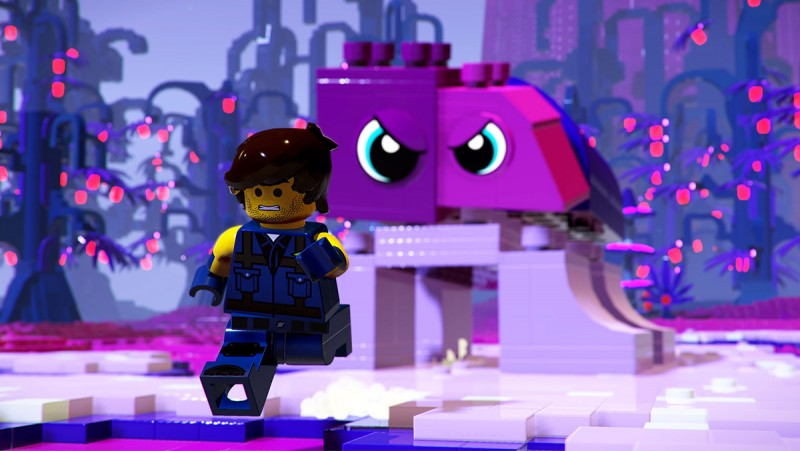The Lego Movie 2 Videogame Review Falling Apart Game Informer