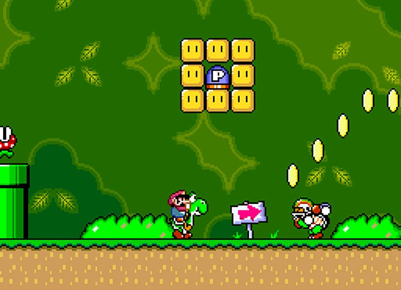 Making Mario: A Look Back At The First 30 Years - Game Informer