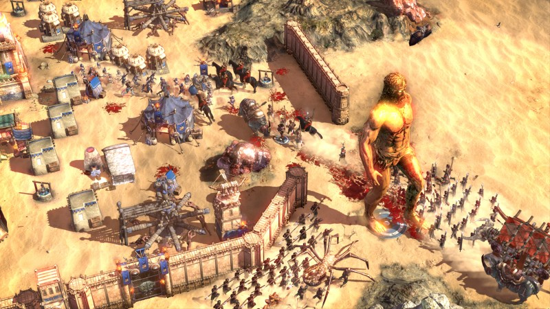 Petroglyph's New RTS, Conan: Unconquered, Challenges Your