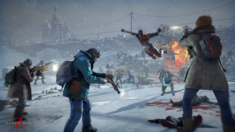 Six Things To Know About World War Z - Game Informer