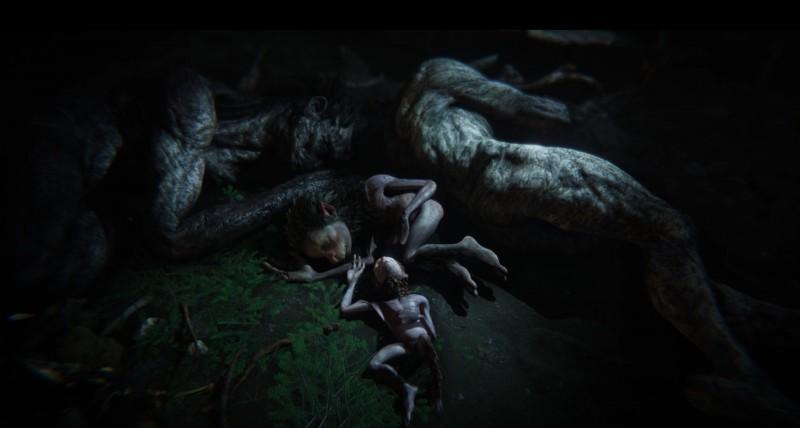 Project Wight Reemerges As Darkborn - Game Informer