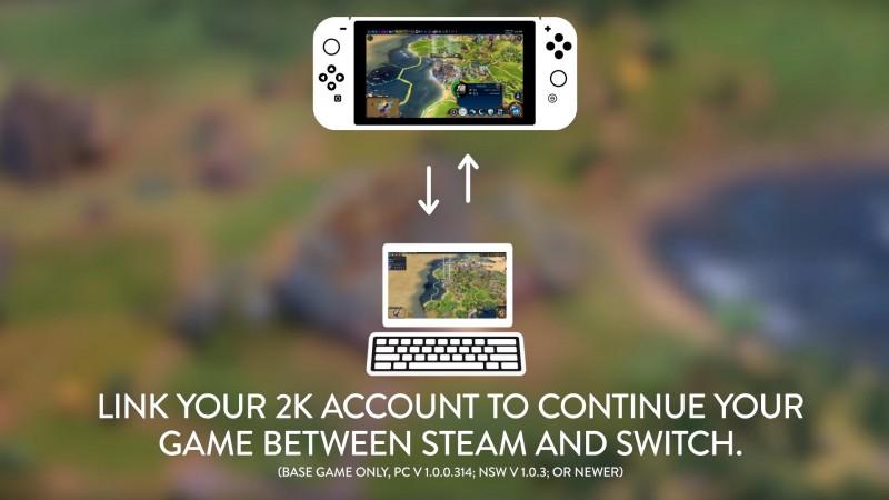 Cross-Platform Cloud Saves Let You Play Civilization VI